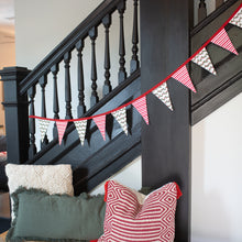 Printed Flag Garland