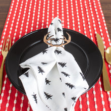 Deer Napkin Rings