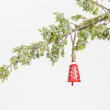 Red Bell Ornament