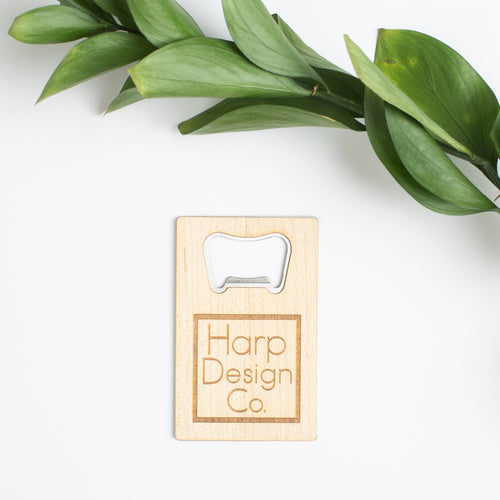Harp Design Co Bottle Opener