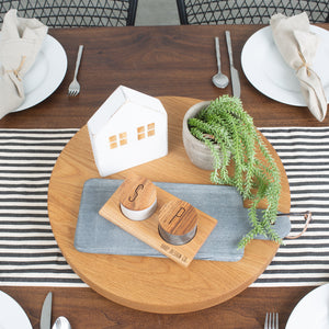HDC Lazy Susan Oak