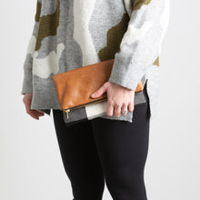 Buffalo Check Handbag