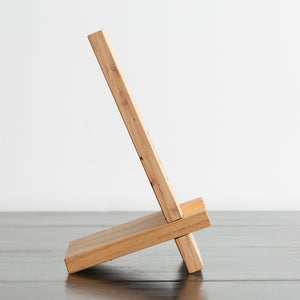 HDC Tablet Holder Hickory