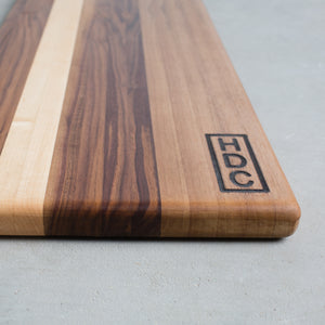 HDC Walnut Serving Tray