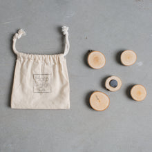 Wooden Magnet Set