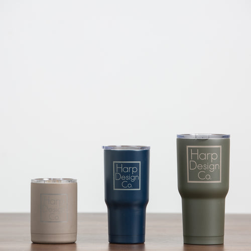 Sip, Drink, Gulp Insulated Cups