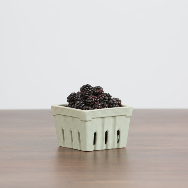 Sage Berry Basket