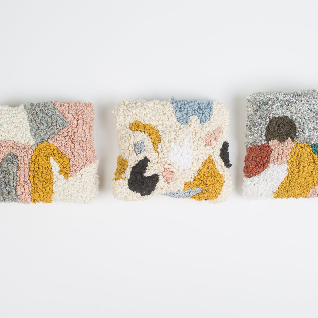 Multi Color Cotton Pouch