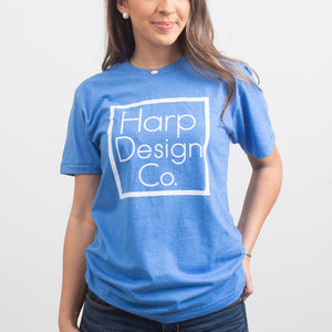 Signature T-Shirt BLUE