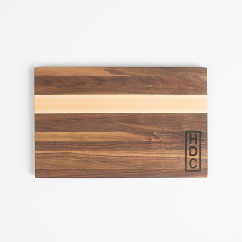 Walnut Straight edge