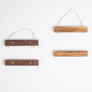 Small Wooden Picture Hanger