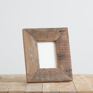 Reclaimed Wood Frame