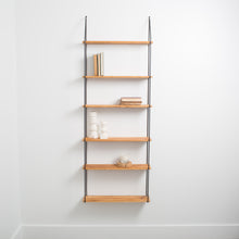 Wood 6-Tier Shelf