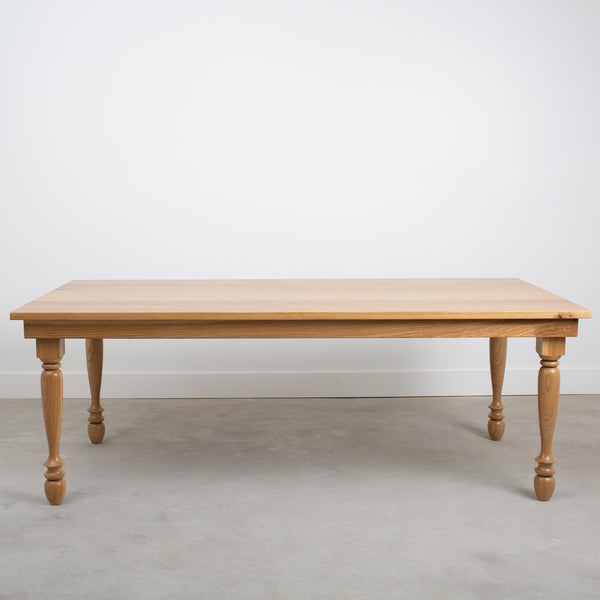 Family Farm Table White Oak