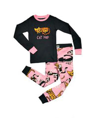 Cat Nap Kids PJ Set