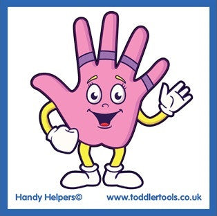 Handy Helpers Pink