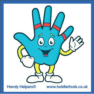 Handy Helpers Blue