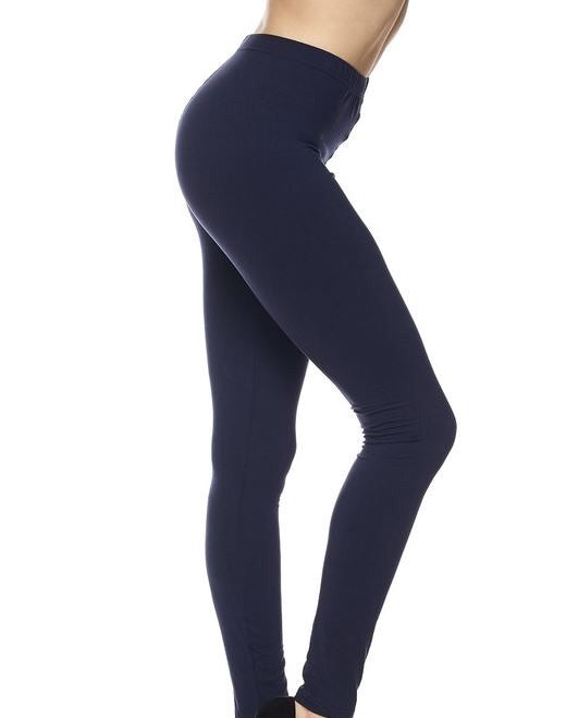 Everyday Navy Leggings