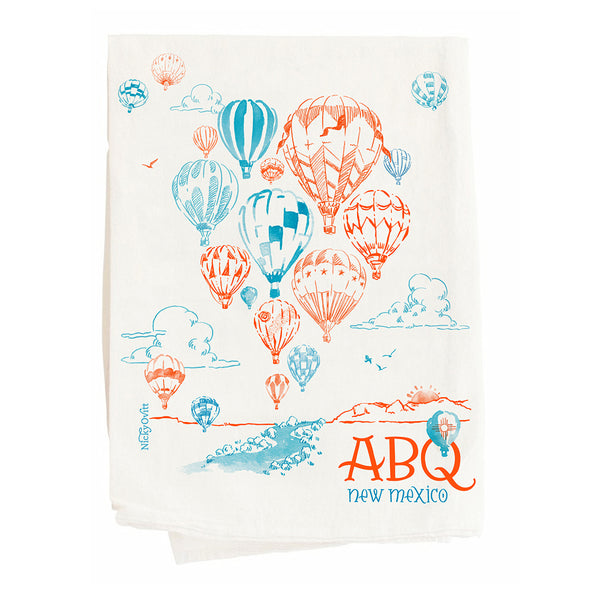 """Albuquerque"" Kitchen Towel"