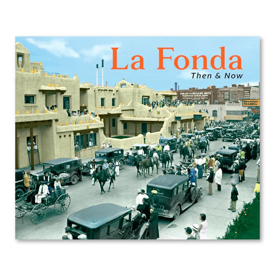 """LA FONDA THEN & NOW"" Coffee Table Book"