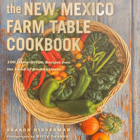 Cookbook |  The New Mexico Farm Table Cookbook