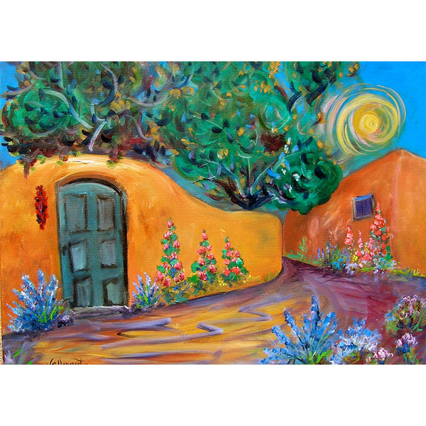 Sandy Vaillancourt, Santa Fe Neighborhood | PRINT