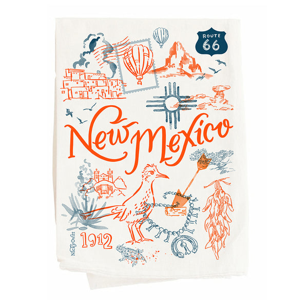 """New Mexico"" Kitchen Towel"