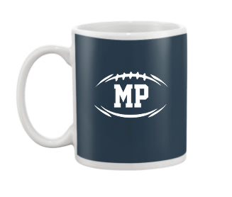 MP Football 15oz Coffee Mug