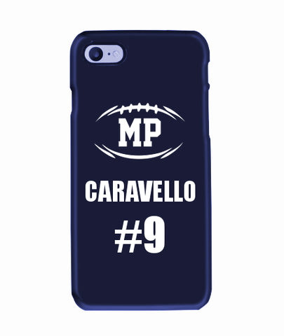 PERSONALIZED! MP Football Phone Case