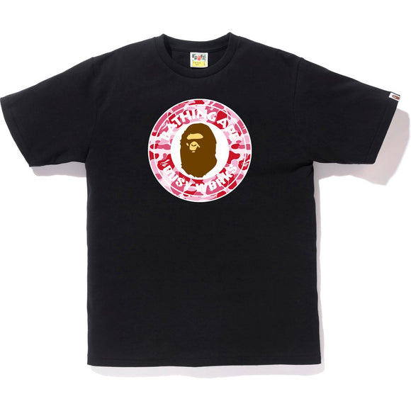 ABC Busy Works Tee (Pink) - Bape