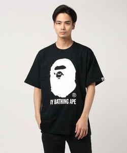 Bicolor By Bathing Tee (Black) - Bape