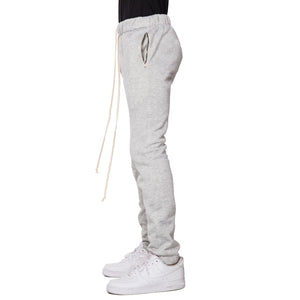 Fleece Zipper Pants (Grey) - EPTM