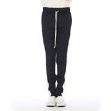 Track Pants (Black/White) - EPTM
