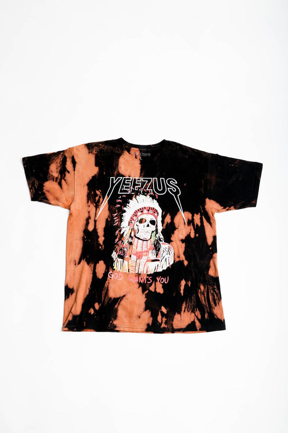 Yeezus: Indian Chief - Vintage Bleach