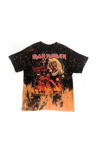 Iron Maiden: Number The Beast - Vintage Bleach