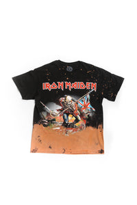 Iron Maiden: Trooper - Vintage Bleach