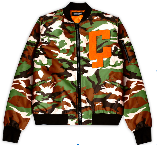 CD-1 BOMBER (CAMO) - Cease & Desist