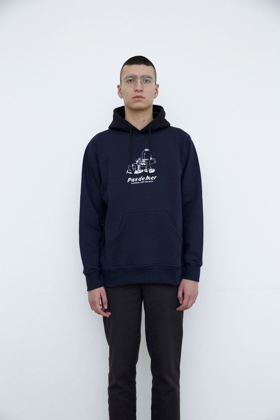 Pleasure & Business Hoodie - PAS DE MER