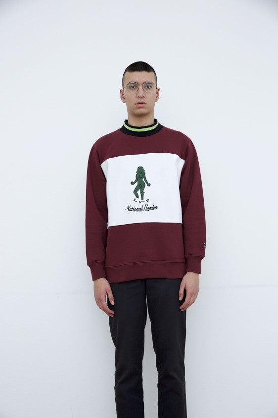 National Garden Sweatshirt - PAS DE MER