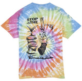 Stop The Violence Tee (Tie Dye) - Jungles Jungles