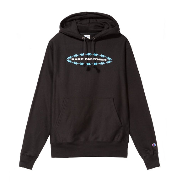 The Relief Is Coming Reserve Weave Hoodie - Rare Panther
