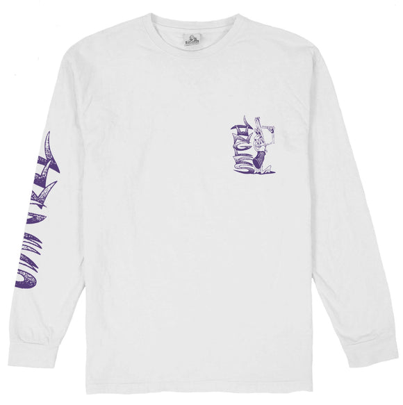 Stop The Violence Long Sleeve - Jungles Jungles