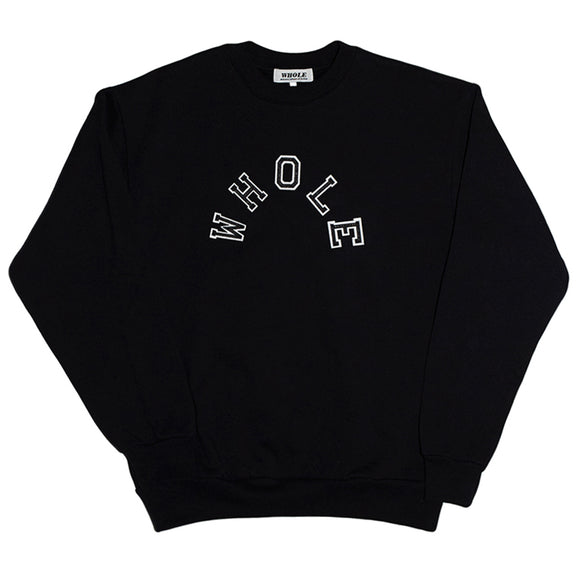 Patchwork Sweatshirt - Whole