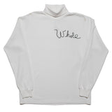 Thermal Turtleneck (White) - Whole