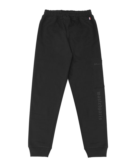 Black London Jogging Pant - Wasted Paris