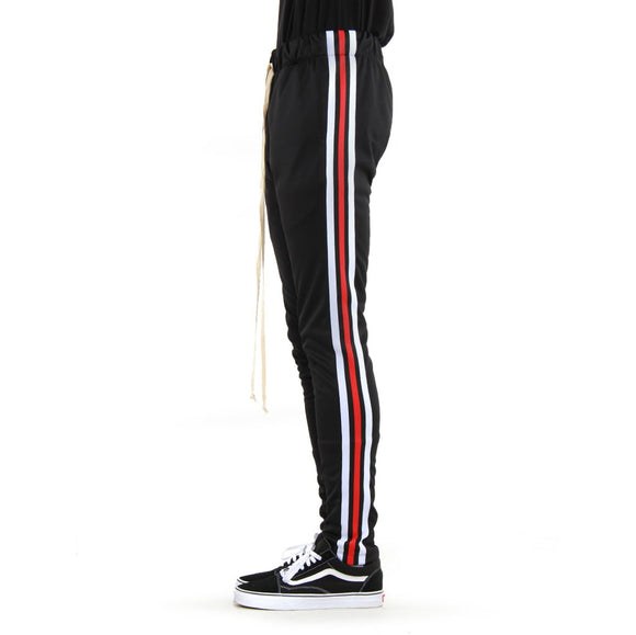 Wide Taped Track Pants - EPTM
