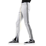 Taped Track Pants (Sliver/Black) - EPTM