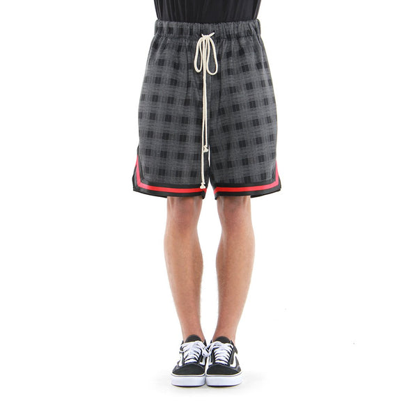 Ponti Plaid Basketball Shorts - EPTM
