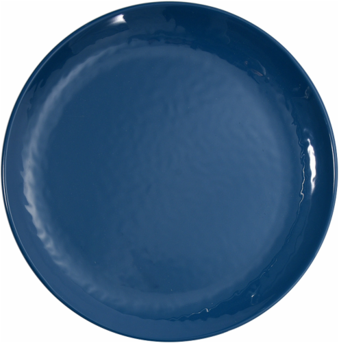 HD Designs Outdoors Starburst Salad Plate - Blue
