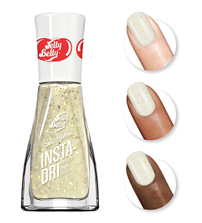 Sally Hansen Insta-Dri Jelly Belly Nail Polish, Buttered Popcorn
